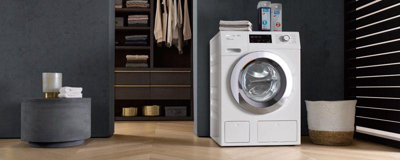 Waschmaschinen Sparsame Und Hygienisch Reine Waschepflege